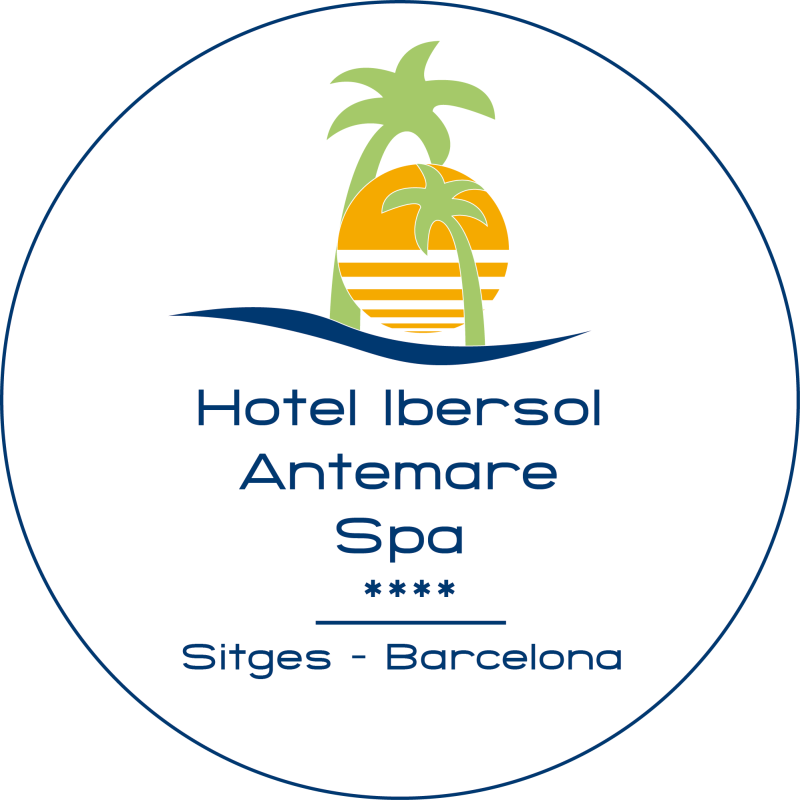 Logotipo Hotel Ibersol Antemare (circulo)